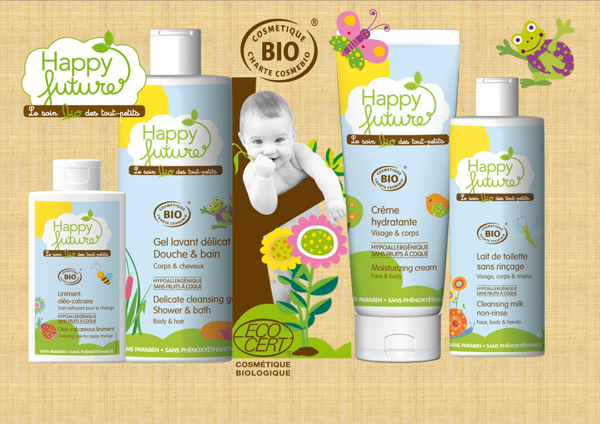 All Natural Organic Baby Bath Products