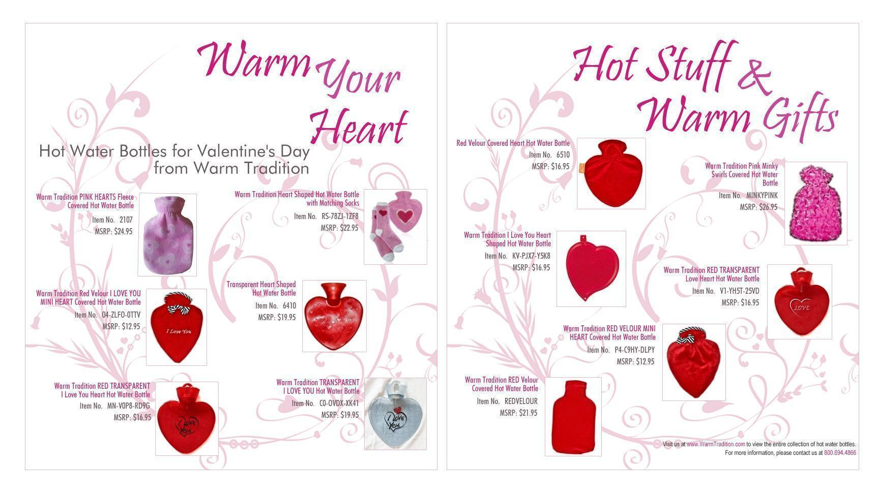 Warm Tradition's Hot Water Bottle Review