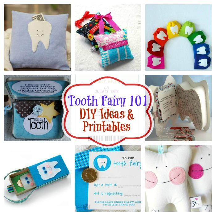 Tooth Fairy Box Craft | Crafting