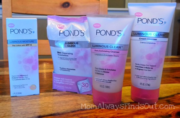 Pond's Luminous Effect #Beauty #LuminousEffect
