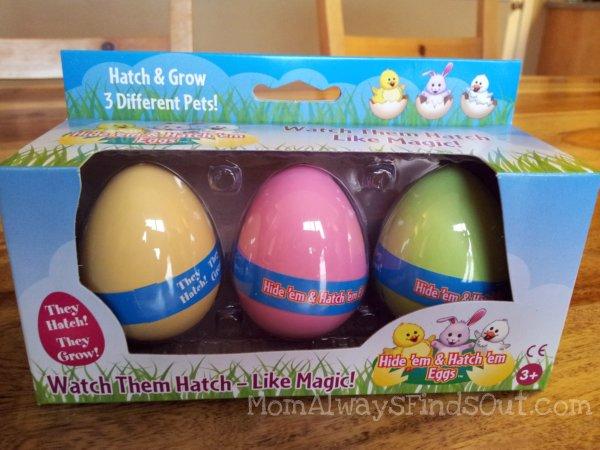 Hide em and hatch em eggs bestseller for easter baskets 20130318080013 negle Images