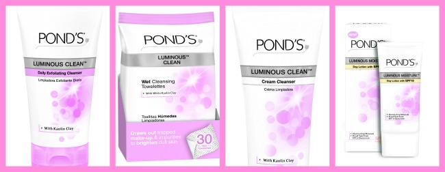 Ponds Luminous