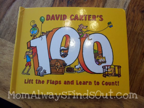 learn to count books david carter's 100