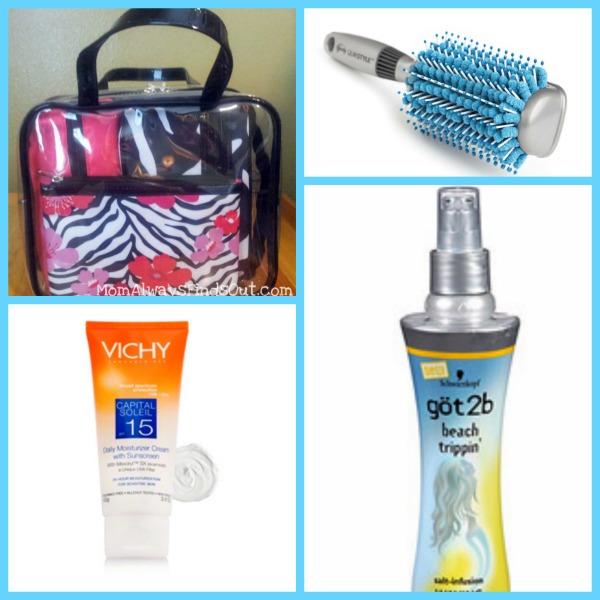 Beauty Travel Essentials