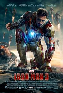 Iron Man 3 Movie Trailer