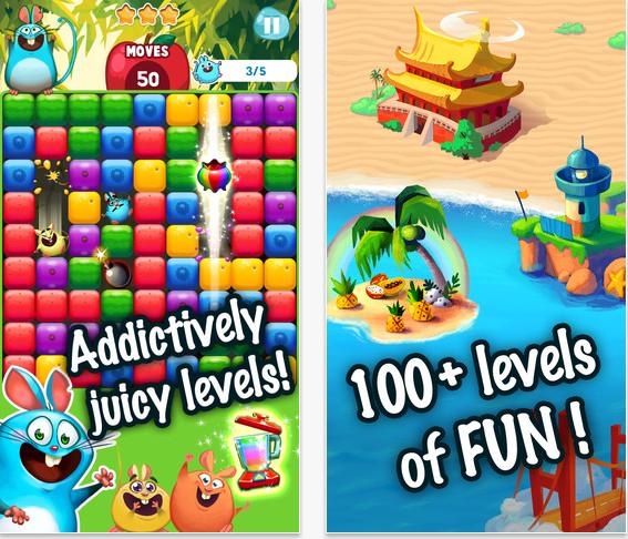 fruit blast mania free game