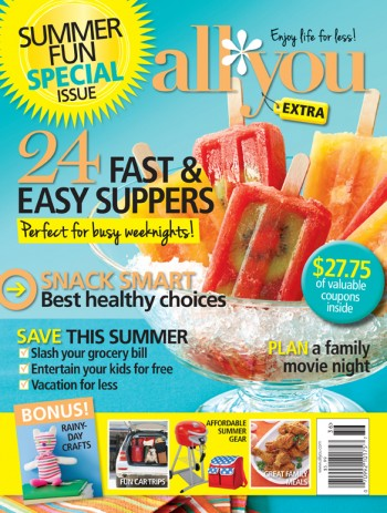 All You Magazine Summer Issue
