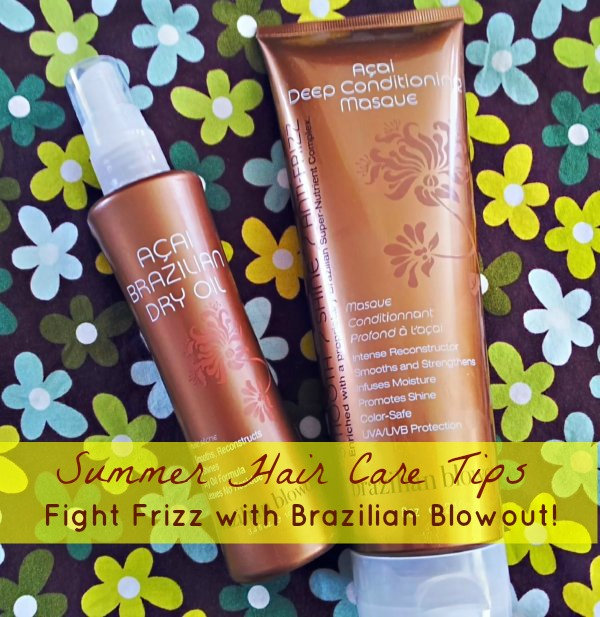Brazilian Blowout Products Review