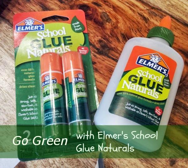 Elmer's School Glue Naturals