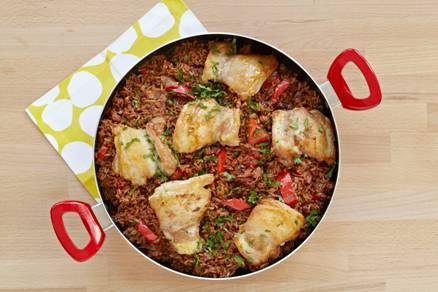 arroz con pollo recipe