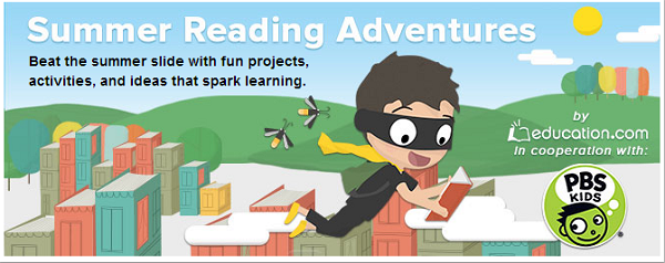 free summer reading camp educational materials