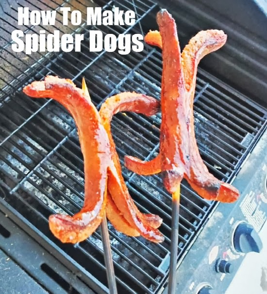how to make spider dogs kid friendly hot dog recipes