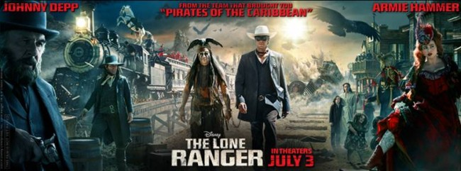 the lone ranger disney movie