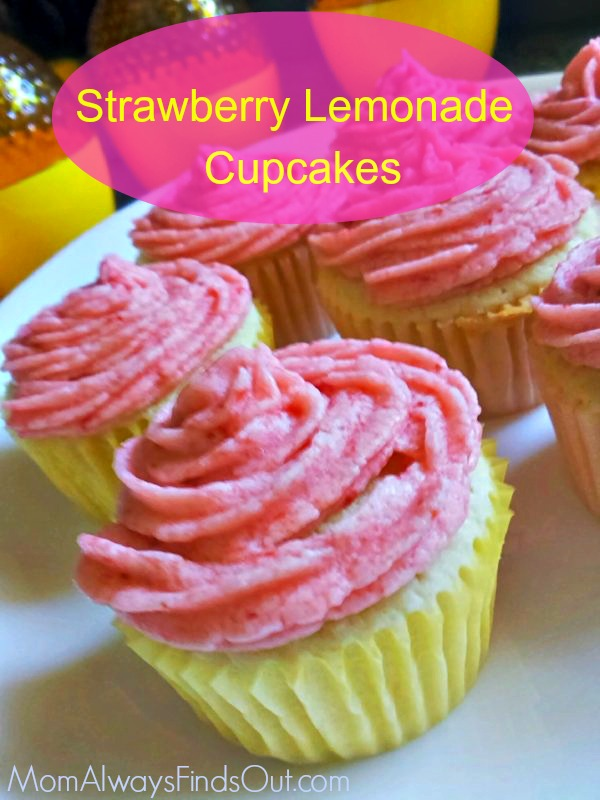 Lemonade Cupcakes Food Network