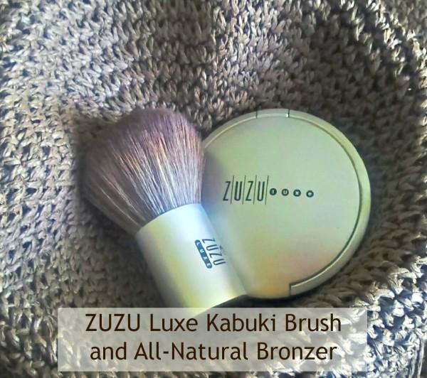 ZuZu Luxe Kabuki Brush