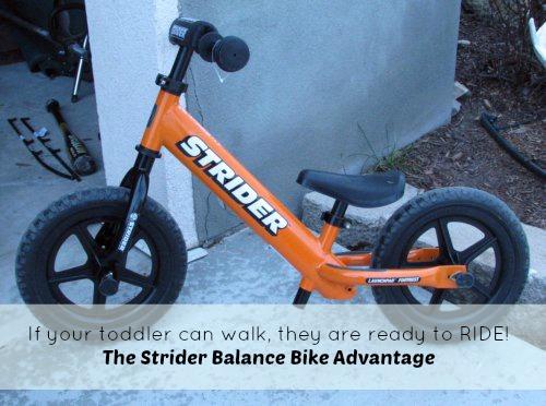 strider balance bike prebike