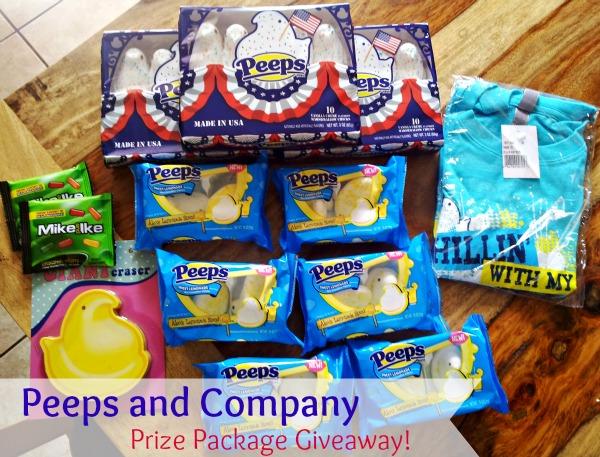 Peeps Promo Code Giveaway