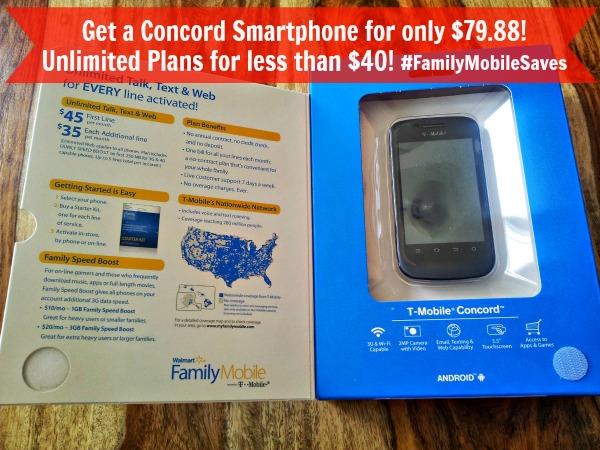 Walmart Family Mobile Plans #cbias