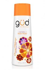 gud natural body wash
