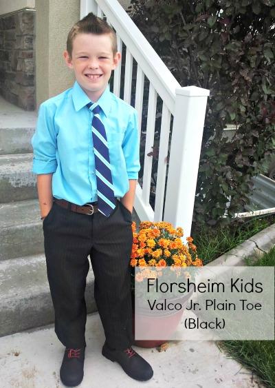 florsheim kids valco jr review