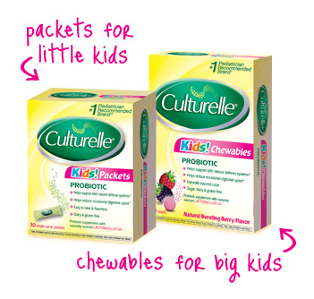 probiotics for kids chewable