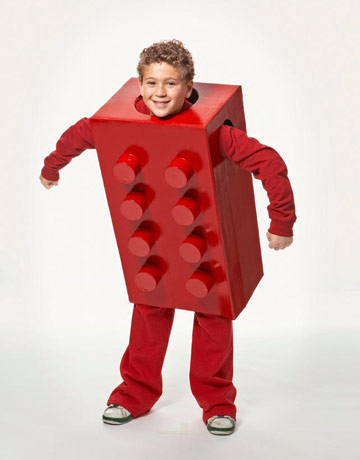 16 diy easy costumes for kids no sew lego costume for kids solutioingenieria Images