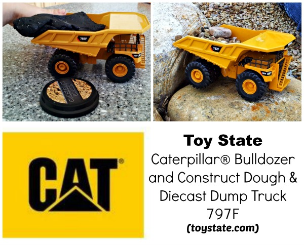 Cat Construction Toys For Boys : Toy state caterpillar construction toys