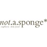 not a sponge logo