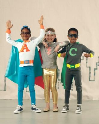 Kids Program: Create Your Own Superhero/Supervillain @ Municipal Center | Grafton | Massachusetts | United States