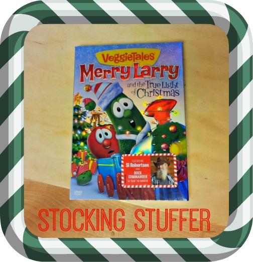 VeggieTales Christmas DVD