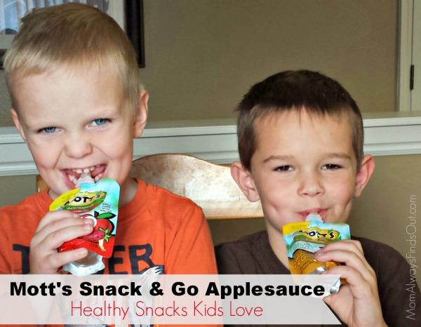 Motts Snack & Go
