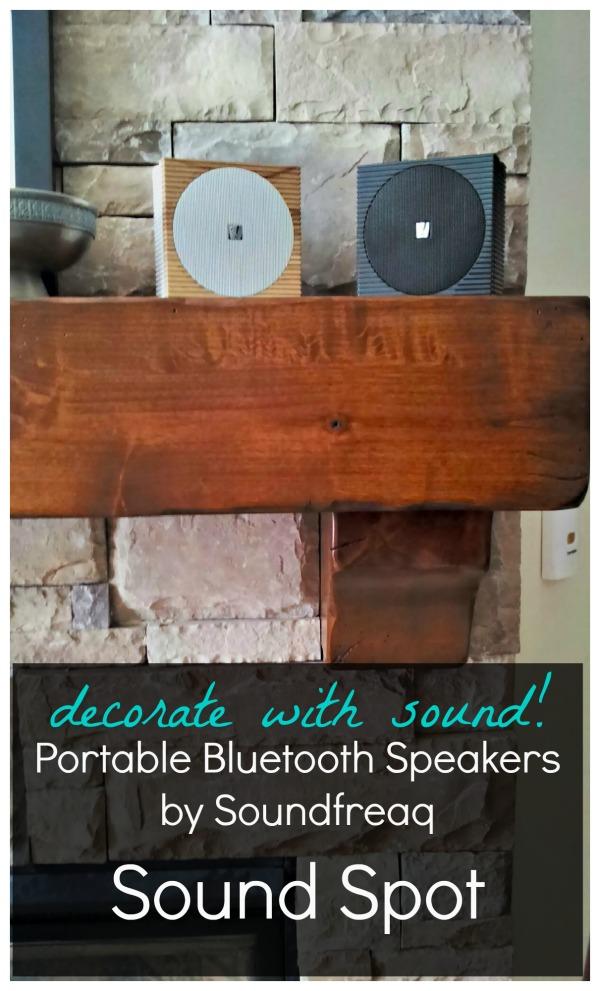 #soundspot decorate with sound stream music