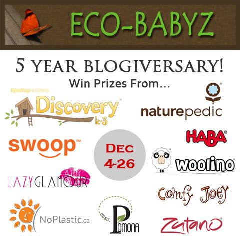eco babyz giveaway