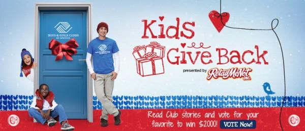 kids give back #MC