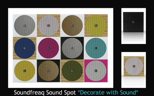 soundfreaq #soundspot speakers #MC