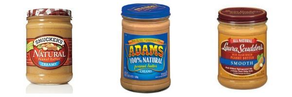 natural peanut butter #MC
