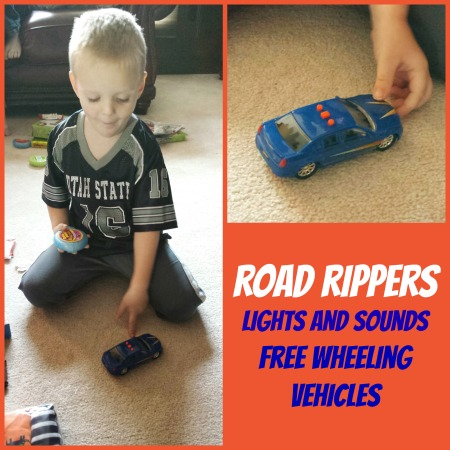 road rippers lights and sounds