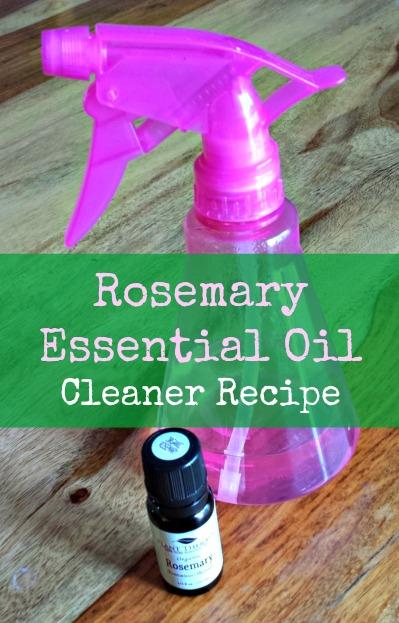 Diy rosemary essential oil cleaner - Diy bathroom cleaner essential oils ...